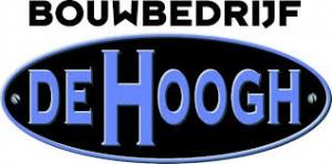 logo bouw bedrijf de hoogh